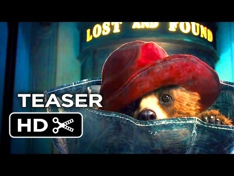 Paddington Official Teaser Trailer #1 (2014) - Nicole Kidman, Colin Firth Movie HD