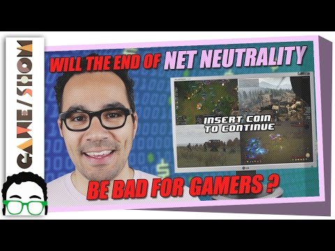 Will the End of Net Neutrality Be Bad for Gamers? | Game/Show | PBS Digital Studios
