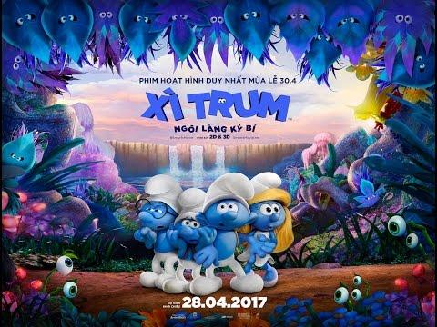 Xì Trum - Ngôi Làng Kỳ Bí I Offical Trailer I KC 28.04.2017