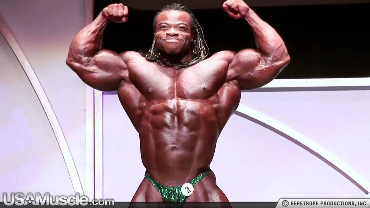 2010 IFBB PBW Tampa Pro Bodybuilding Championships Finals