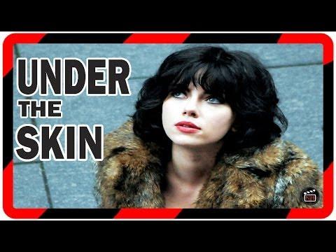 Pelicula: Under the skin trailer (2014) II Under the skin scarlett johansson se desnuda#scarlett