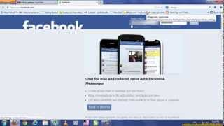 How To Lock Profile Picture On Facebook New Timeline 2014