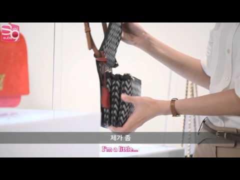 J.ESTINA Bag Selection - Yoona [2011.10.19] (en)