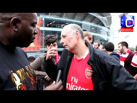Arsenal FC 3  Stoke City 1 - Ozil Showed Class Today - ArsenalFanTV.com