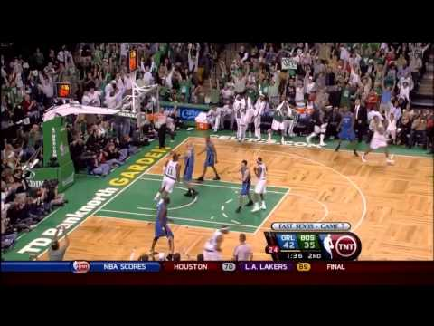 2009 ECSF - Orlando Magic vs Boston Celtics - Game 7 Best Plays Full Highlights