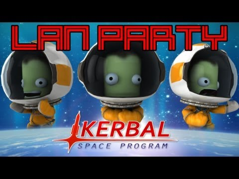 LAN Party - Kerbal Space Program - NODE
