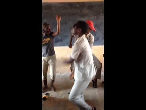 HAPPY in Bohicon (Benin) by Pharrell Williams