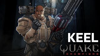 Quake Champions - Keel Sztori Trailer