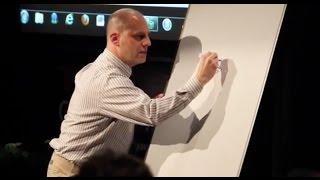 The surprising beauty of mathematics | Jonathan Matte | TEDxGreensFarmsAcademy
