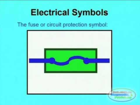 Electronic Symbols &amp; Wiring Diagrams 1