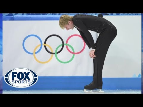 Inside Edge: Plushenko's stunning retirement