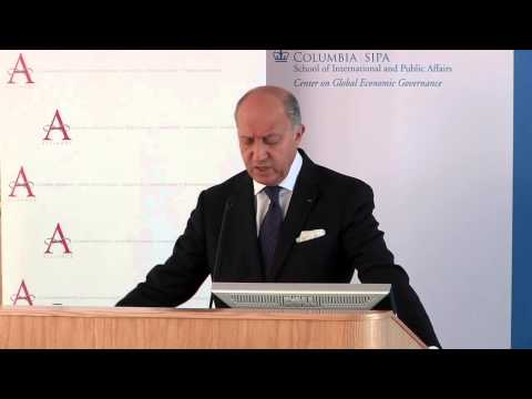 CGEG: Laurent Fabius, French Proposals for the Future of Europe