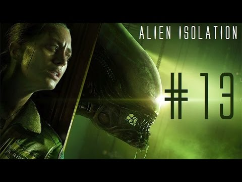 Alien Isolation | Let's Play en Español | Capitulo 13