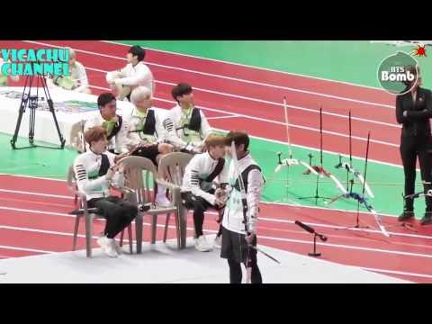 [VIETSUB] BTS Jungkook - Thánh Bắn Cung =)) - BANGTAN BOMB BTS Archery ISAC @2016