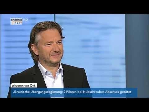 Stephan Kaußen zur Hoeneß-Nachfolge im Tagesgespräch am 02.05.2014