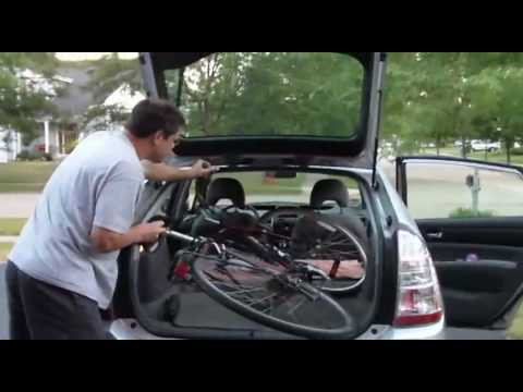 Can You Carry  Adult Size Bike On A Car