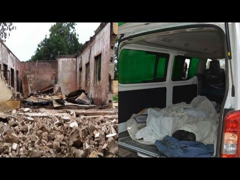 Islamic Militants Burn School and Shoot Students in Nigeria