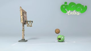 Piggy Tales - Basketball