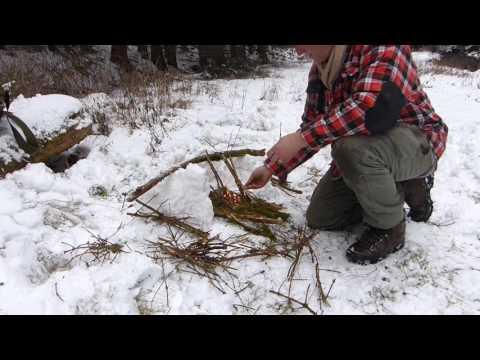 Trapper Feeling Blackforest | Manfred Der Waldläufer