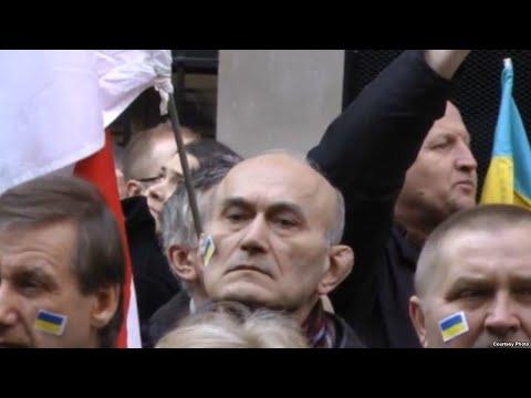 Рэвалюцыя на Украіне.