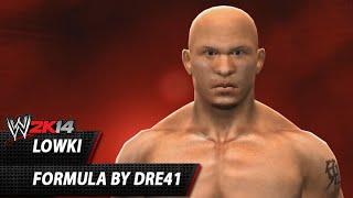 WWE 2K14: LowKi CAW Formula By Dre41