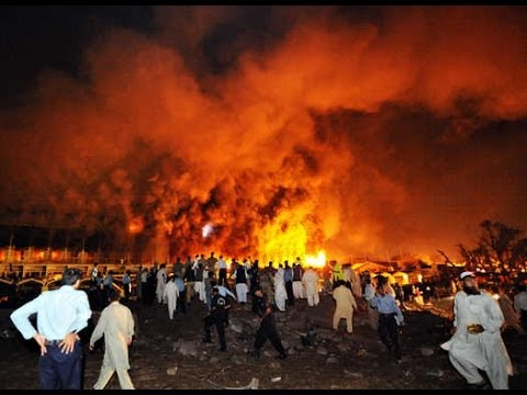 Karachi Airport Attack[VIDEO]: Pakistani Taliban Terror Attack Airport In Karachi, 26 Dead