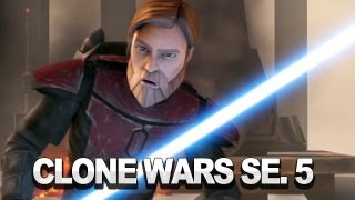 Star Wars Clone Wars Season 5 Trailer #2