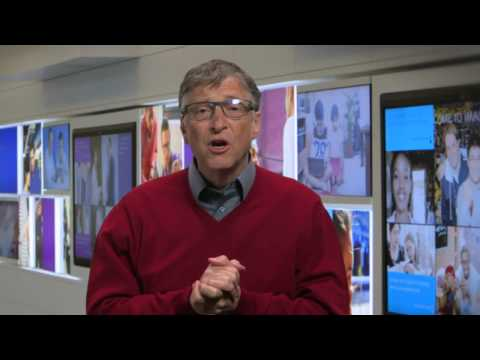 Bill Gates last message before leaving Microsoft CEO