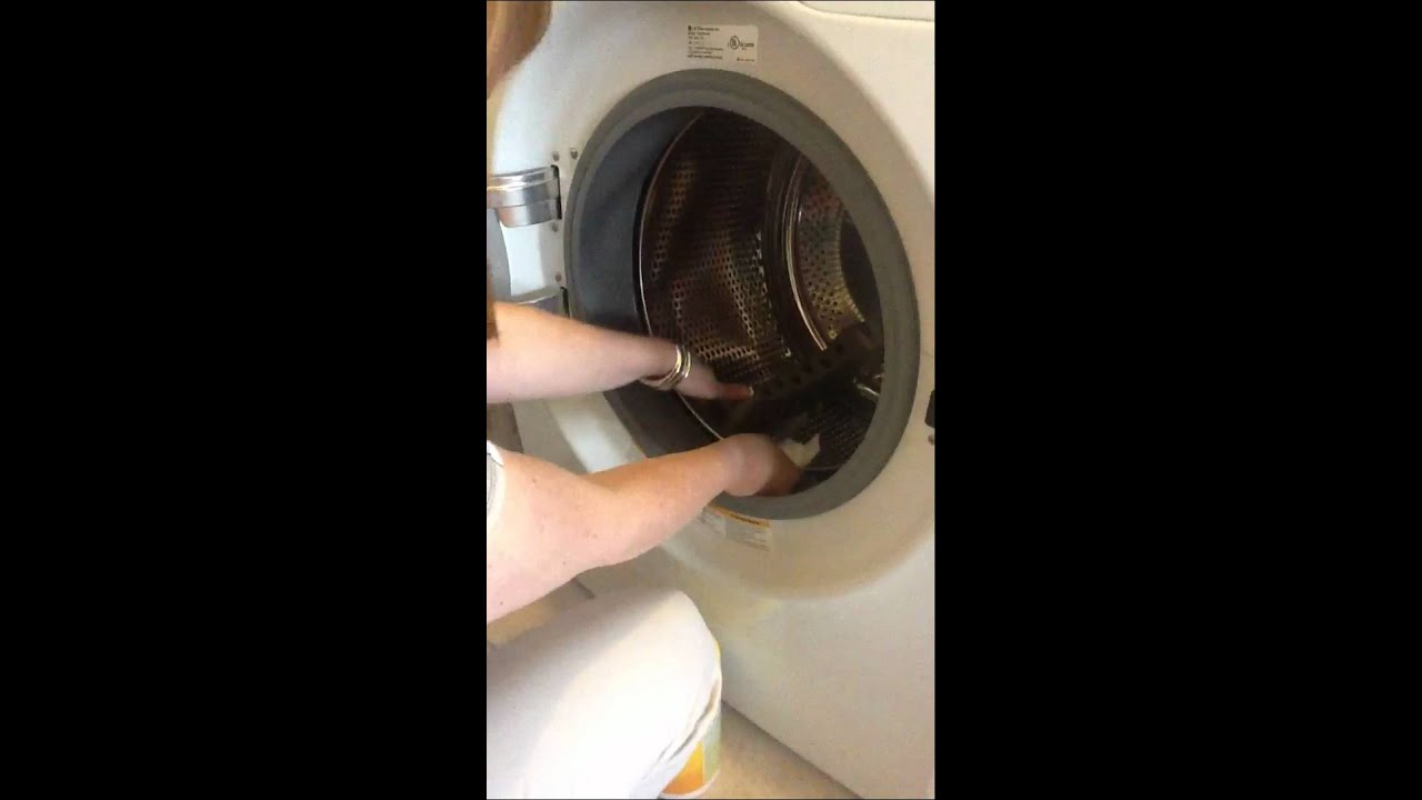 top load washing machine smells like rotten eggs