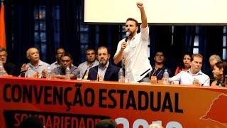 Convenção Estadual do Solidariedade São Paulo 2019