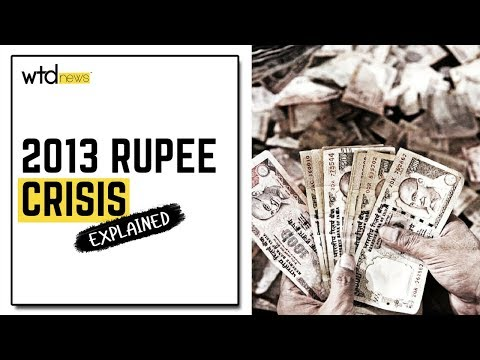 Devaluation of the Indian Rupee