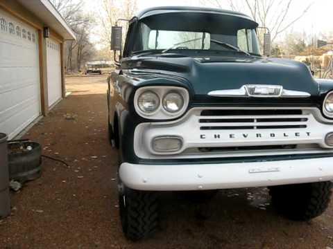 1958 Gmc Truck Craigslist Autos Post