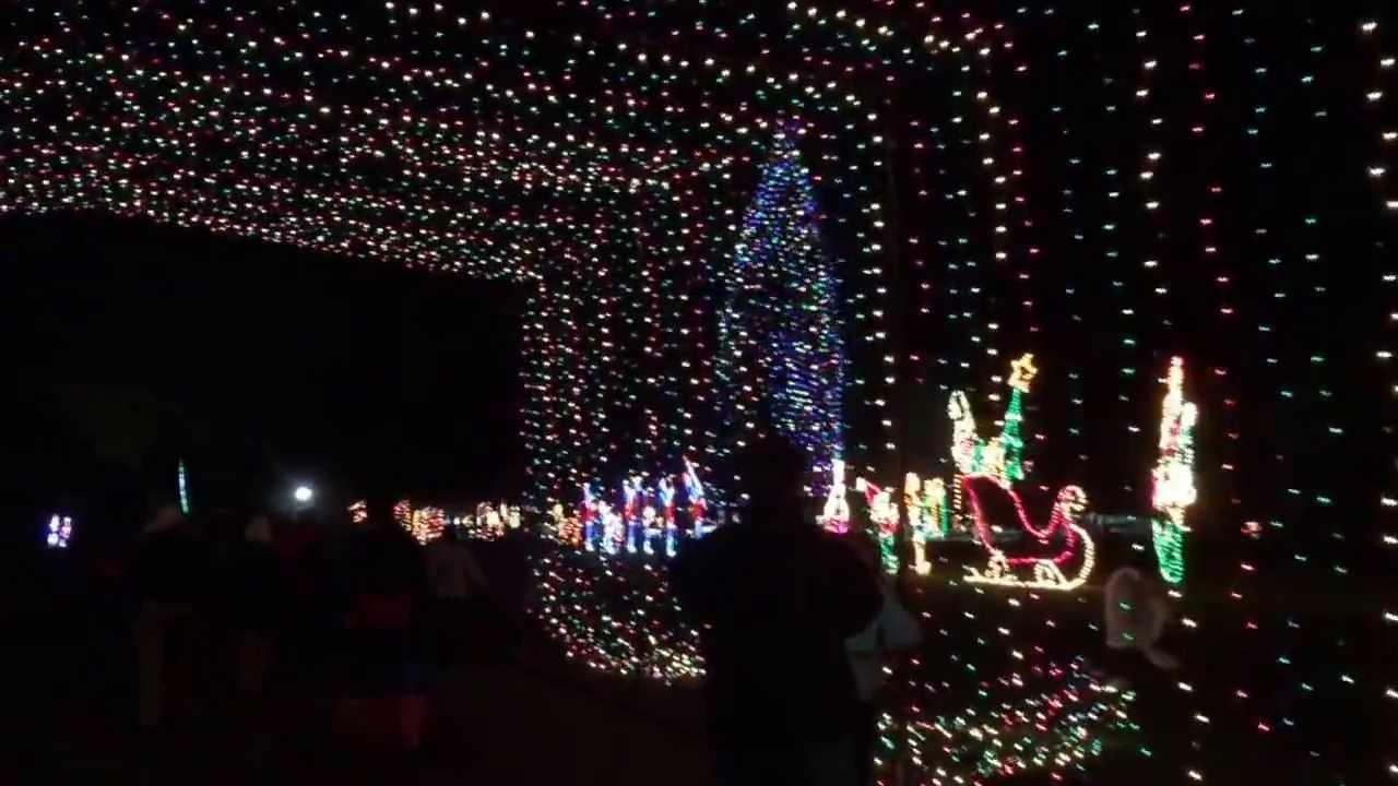 Los Gatos Christmas Lights