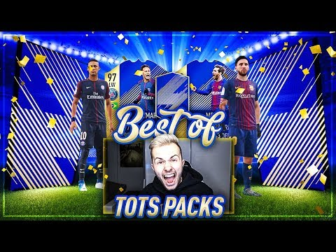 FIFA 18: BEST of TOTS + WM PACK OPENING 😱🔥