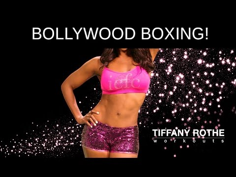 Bollywood and Boxing! This great boxing/belly dancing workout will burn fat like never before.
