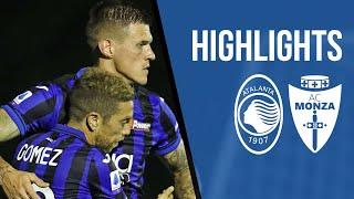 Preseason | Atalanta-Monza 9-1, highlights