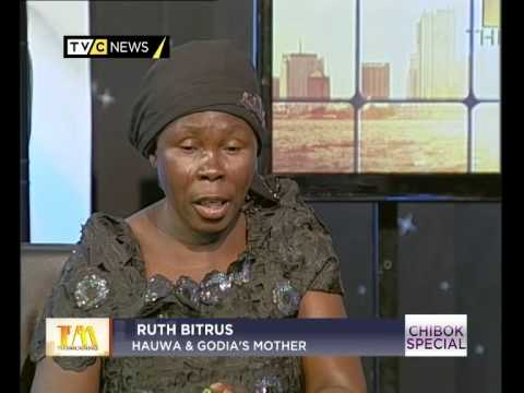 Mothers of abducted Chibok schoolgirls visit TVC News Headquarters Lagos (PART 3)