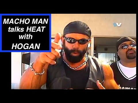 Macho Man on Hulk Hogan BEEF and why they didnt get along. RARE