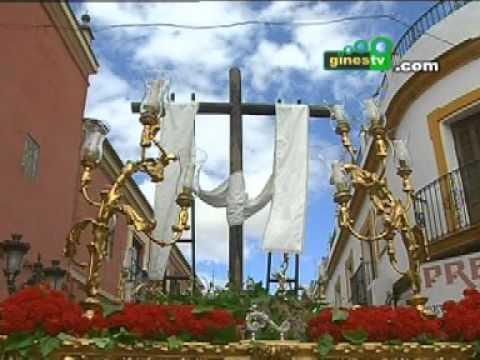 Crónica II Cruz de Mayo del Grupo Joven de la Hermandad Sacramental de Gines