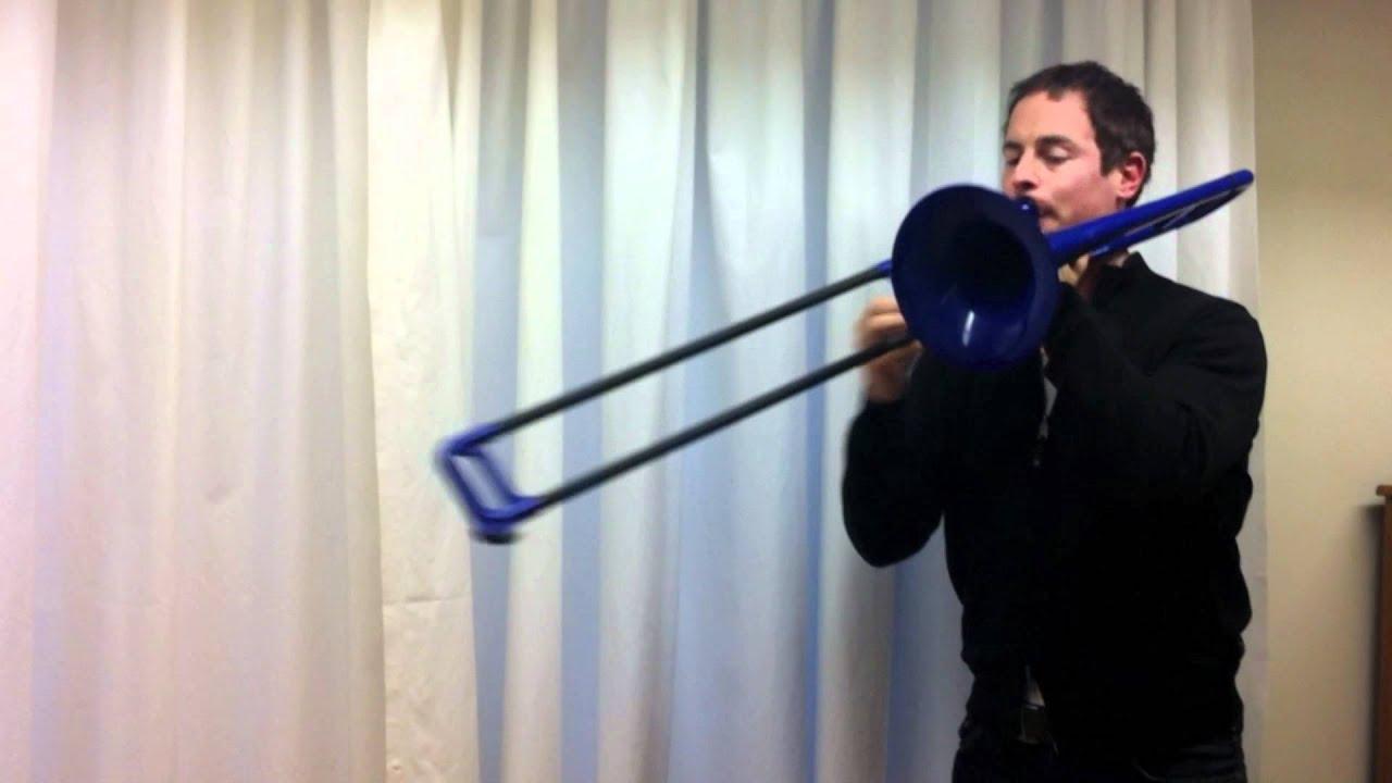 plastic trombone bolero pbone zoom h2n youtube. Black Bedroom Furniture Sets. Home Design Ideas