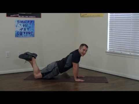 8 Min Easy Ab Workout - HASfit Easy Abdominal Workouts - Easy Abdominal Exercises - Beginner Abs