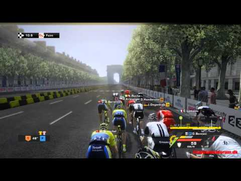 Tour De France 2014 - PS4 - Stage 21 [ Paris ] Kittel take final sprint