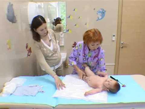 """Ребенок родился - №8 """"Осмотр ортопеда в 3 месяца"""""""