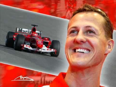 Michael Schumacher - cover