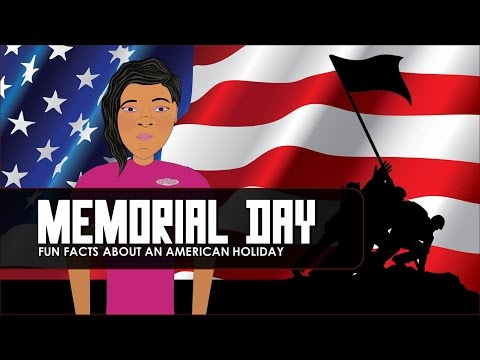 Memorial Day (History for Kids) Educational Videos for Students (Learning Cartoon Network)