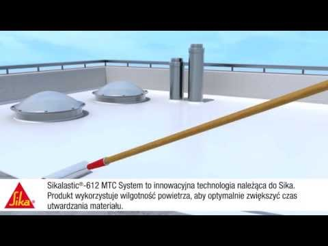Sika - Bezpieczna i niezawodna izolacja dachów - Sikalastic-612