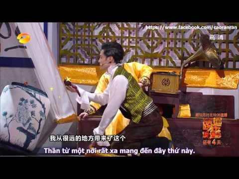 【Vietsub】Nhà trơn 22,5 độ tuần 45 Chúng Ta Đều Thích Cười - Hồ Hạ, Phó Tân Bác, Lý Kim Minh