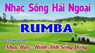Nhạc Sống Trữ Tình Bolero Hải Ngoại || Ca Sỹ Kim Cúc Vol 3