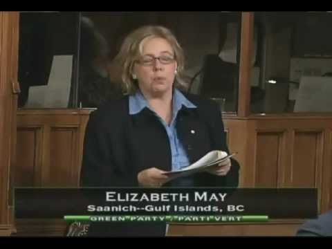 Elizabeth May: Canada-Panama Economic Growth and Prosperity Act
