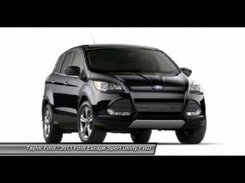 2013 FORD ESCAPE Taylor, MI 93959